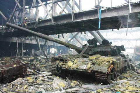 242 days of siege: on May 26, 2014, battle for Donetsk Airport started (VIDEO, PHOTO)