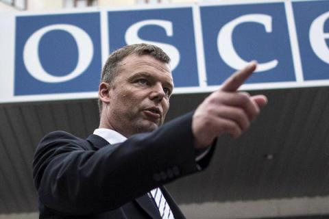 OSCE: conflicting sides in Donbas should not come into contact