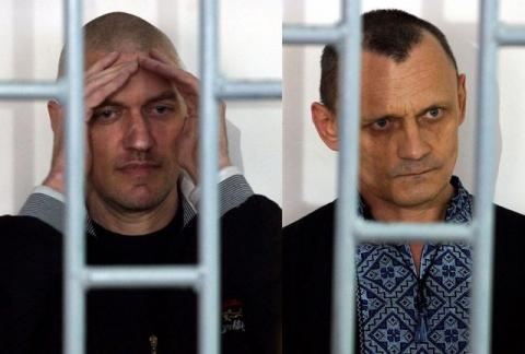 Ukrainians Karpiuk, Klykh convicted in Chechnya to appeal verdict - Defence