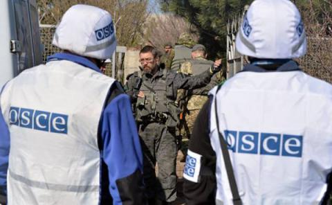 Russian proxies don't let OSCE in occupied Luhansk