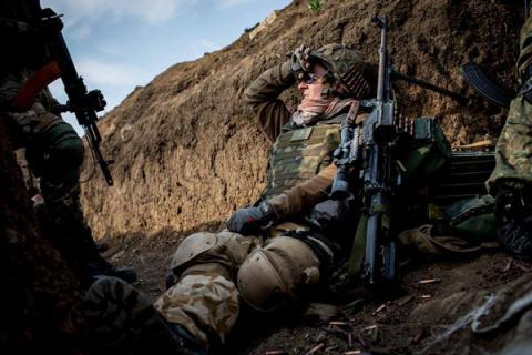 Donbas militants attacked Ukraine's forces 49 times over past 24 hours - ATO HQ
