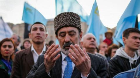 Detained earlier by Russian law enforcers Crimean Tatar activist released