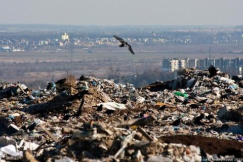 Lviv, nearby villages may be declared as environmental disaster area