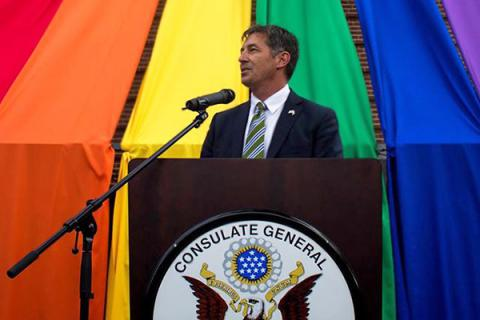U.S. Special Envoy for Human Rights to take part in Ukrainian LGBT pride