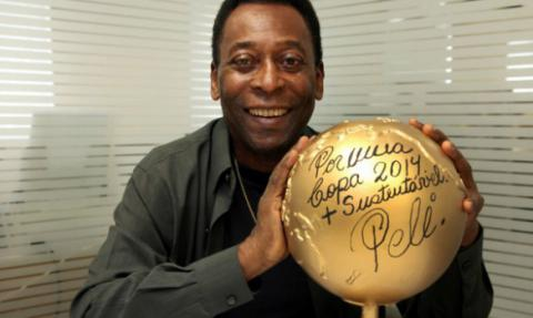 All Pele's sport awards put up for sale