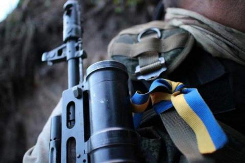 1 Ukrainian serviceman killed, 5 injured in ATO zone over past 24 hours
