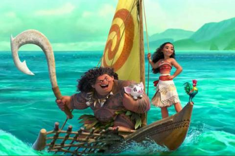 First trailer for Disney's 'Moana' released (VIDEO)