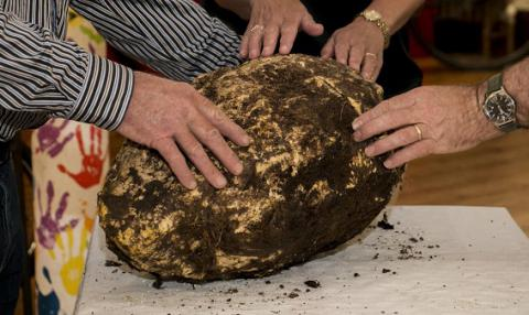 2,000 years old butter hunk found in Ireland