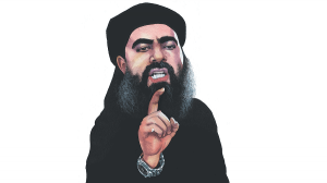 The death of Caliph. What will happen to ISIS after the death of Abu Bakr al-Baghdadi
