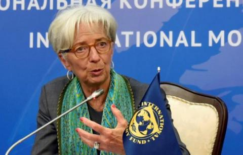 IMF calls for creation of fund to finance structural reforms in euro zone