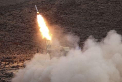 Saudi Arabia intercepts ballistic missile launched from Yemen