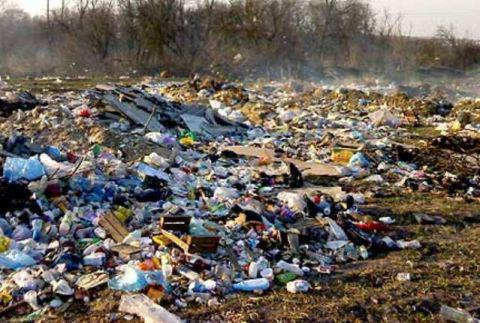 The map of landfills to be created in Ukraine