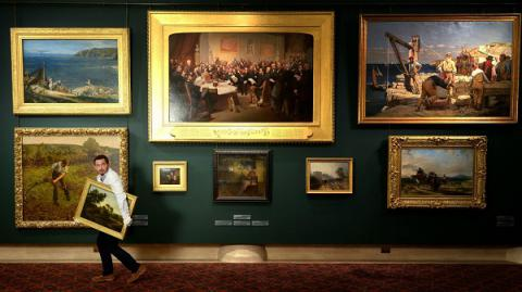 British museums show fake masterpieces - to make visitors really look