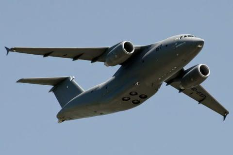 Farnborough 2016: Antonov exhibits new transport An-178 aircraft, seeks new partners