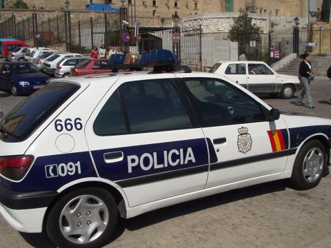 Russians  and Ukrainians arrested in Spain