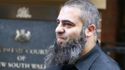 An Australian convicted for recruiting jihadists