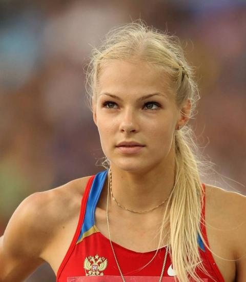 Society against Darya Klishina