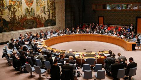 U.N. Security Council holds first informal poll on 12 candidates for new Secretary General