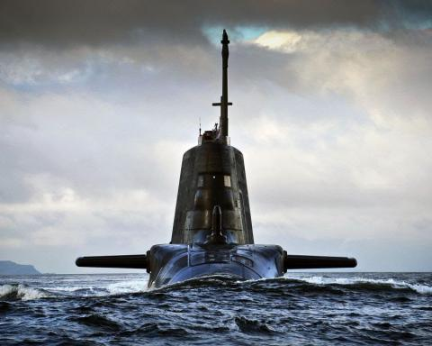 UK nuclear submarine collides near Gibraltar