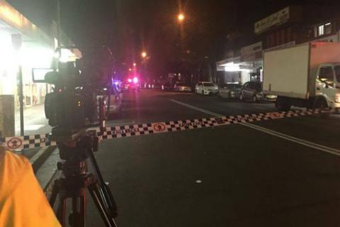 Another police station attack, this time in Sydney