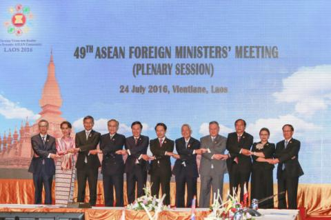 ASEAN finally releases statement over South China Sea