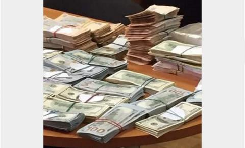 Ukrainian GPO, NABU seized large bribe during search at fiscal service regional office in Kyiv