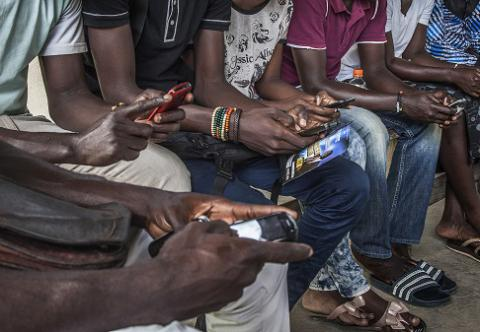 What Google and Apple have missed: Africa's startups make apps for non-smartphones