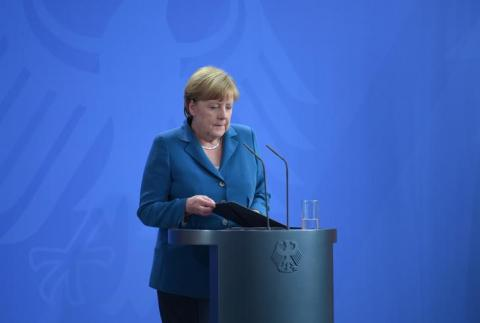 Merkel wouldn't change her migrant policy after terrorist attacks