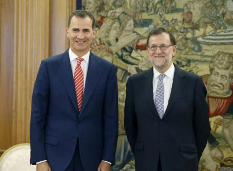 Spanish King Felipe asks acting Prime Minister to form government