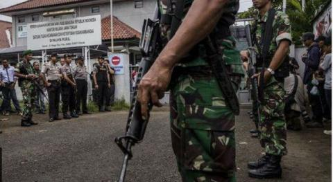 Indonesia executed 4 people accused in drag crimes