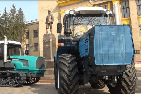 Ukraine State Enforcement Service suspends collection of UAH 400 mln of tax debt for 1998 from Kharkiv Tractor Plant