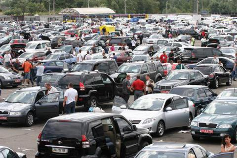 Reduced tax for imported used cars have effect in Ukraine from Aug, 1