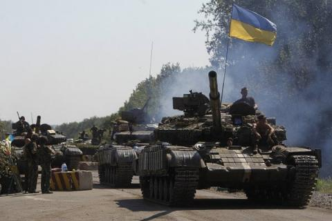 Donbas conflict: Russia-backed militants attacked Ukrainian Army's positions 54 times over last day