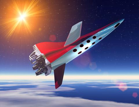 A plain to travel to space, China wants to make it possible