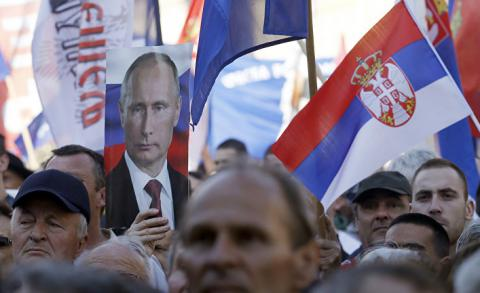 "Russian ""Soft power"" in Balkans - propaganda, disinformation, threats, and ""Night Wolves"""