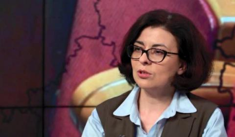 Ukraine should legally recognise occupation of its territory by Russia - Rada's Deputy Chairwoman