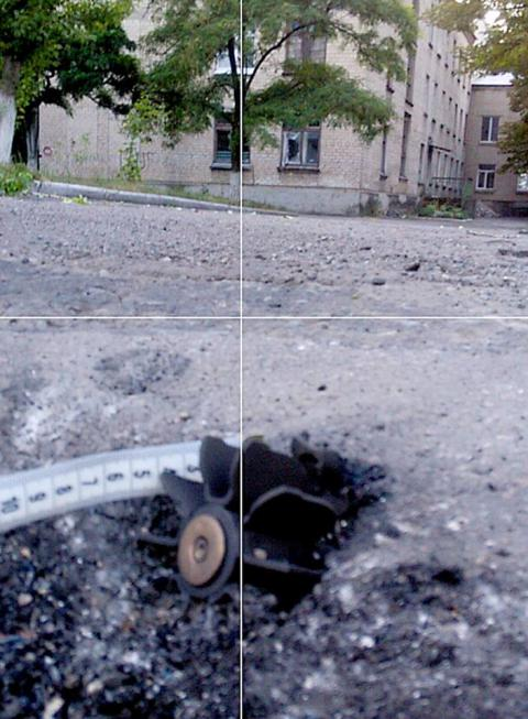 Several militants' shells exploded near Krasnohorivka hospital in war-torn Donbas - ATO HQ
