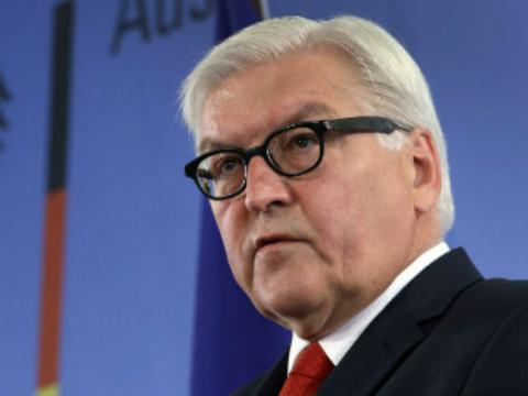 "The head of the German Foreign Minister Steinmeier: ""Turkey should remain a partner of NATO"""