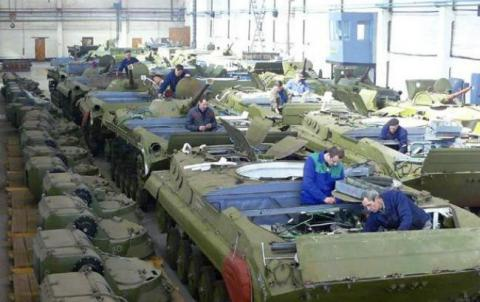 10 Ukrainian military enterprises will be able to receive credits due to govt's guarantees