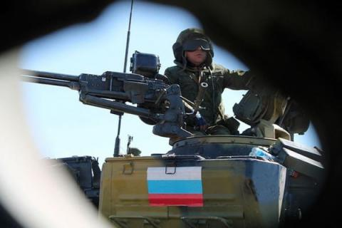 Ukrainian intel:  Russian military strengthens its positions in Donbas