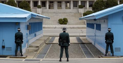 Two North Korean spies were charged in South Korea