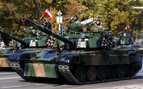 Poland celebrates Armed Forces Day