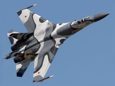 Russian jets launch countrywide airstrikes over Syria
