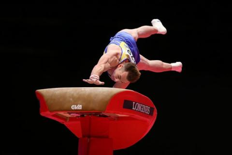 New gymnastics super element complex named after Ukrainian Radivilov officially registered