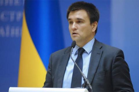 Kyiv doesn't plan to severe diplomatiс ties with Moscow - Ukrainian Foreign Minister