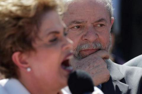Brazilian current, former presidents under investigation on corruption