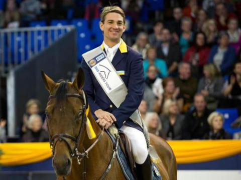 Ukrainian horserider disqualified from the Olympics due to the horse's wounds