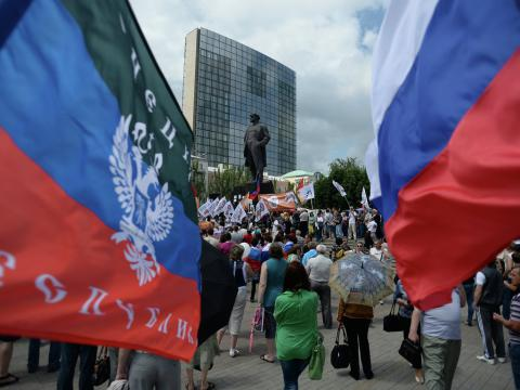 Militant demography: In DPR, three times more people die than are born