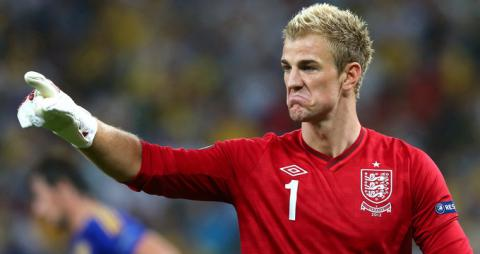 Is Joe Hart on his way out of Manchester City?