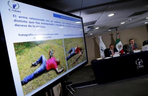 Mexican authorities admit mass killing JNG gangsters by police last year